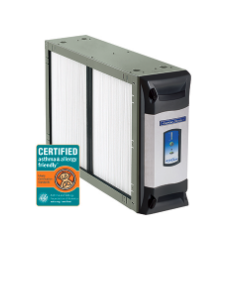 accuclean whole home air filtration system